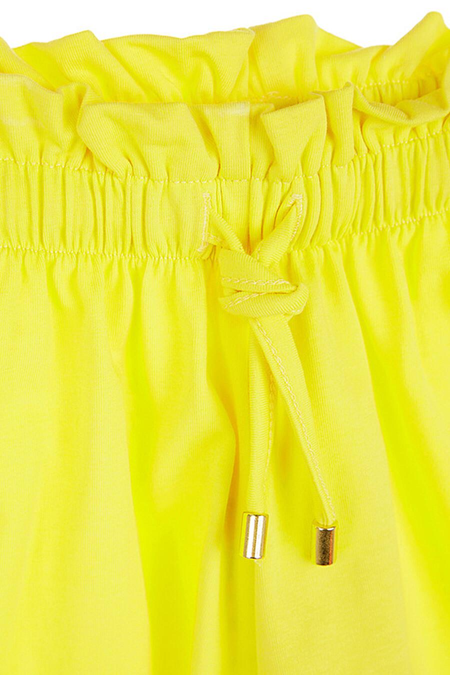 Шорты для девочек PLAYTODAY 289491 купить оптом от производителя. Совместная покупка детской одежды в OptMoyo