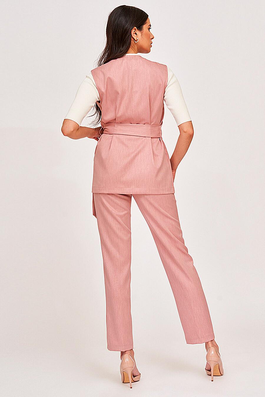 Костюм (Жилет+Брюки) для женщин VITTORIA VICCI 289545 купить оптом от производителя. Совместная покупка женской одежды в OptMoyo