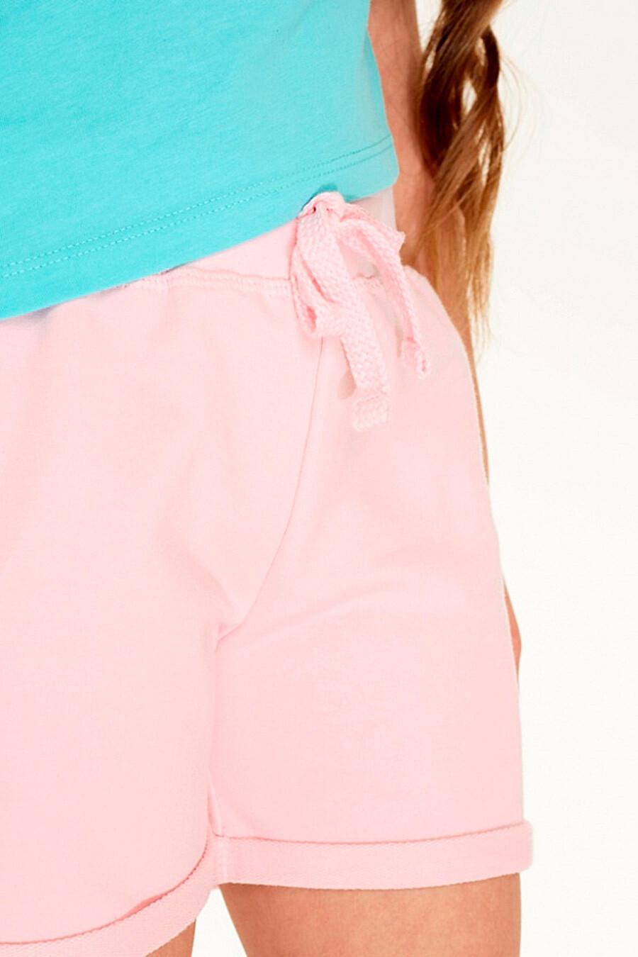 Шорты для девочек UMKA 321848 купить оптом от производителя. Совместная покупка детской одежды в OptMoyo