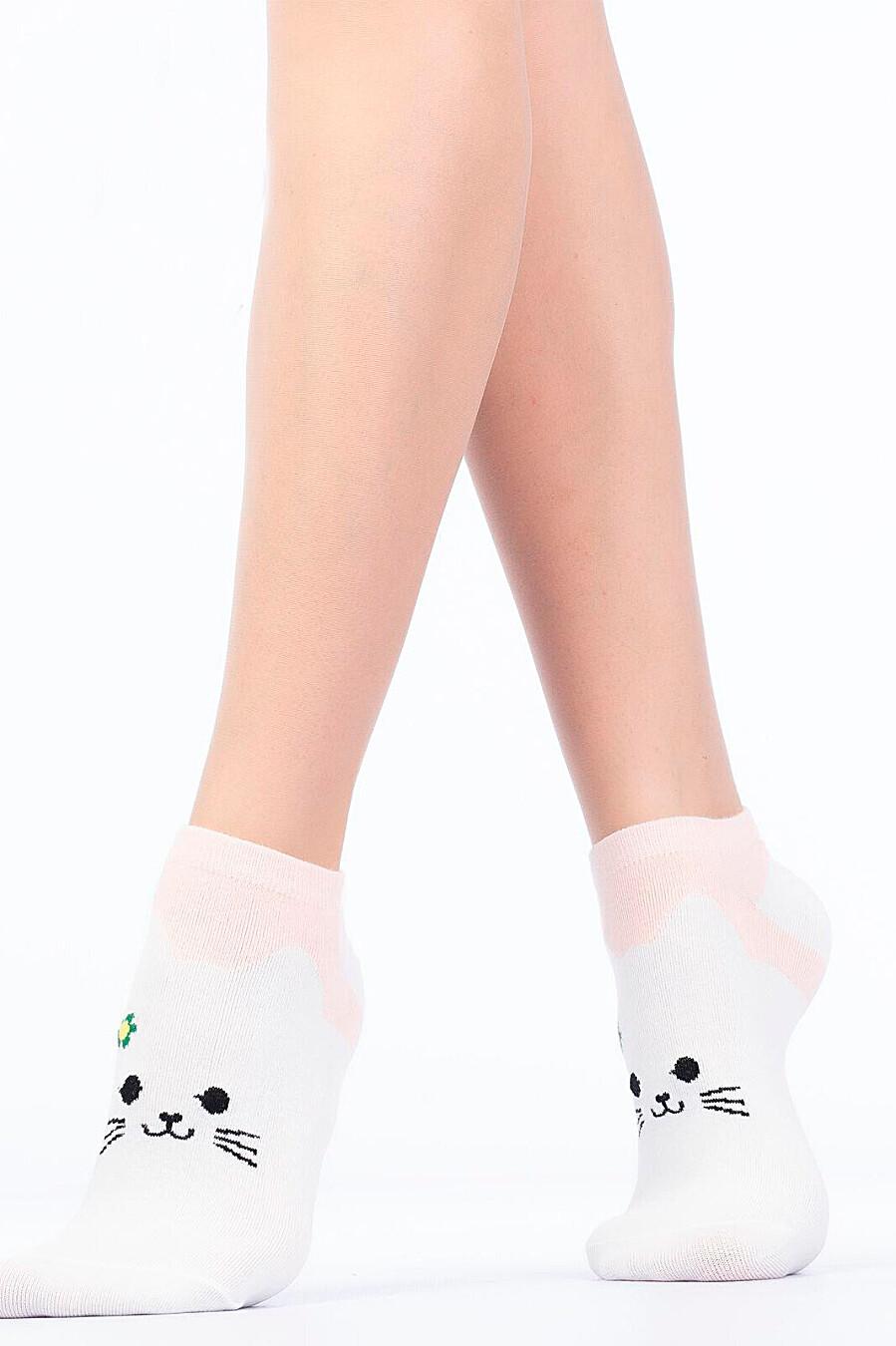 Носки для женщин HOBBY LINE 334715 купить оптом от производителя. Совместная покупка женской одежды в OptMoyo