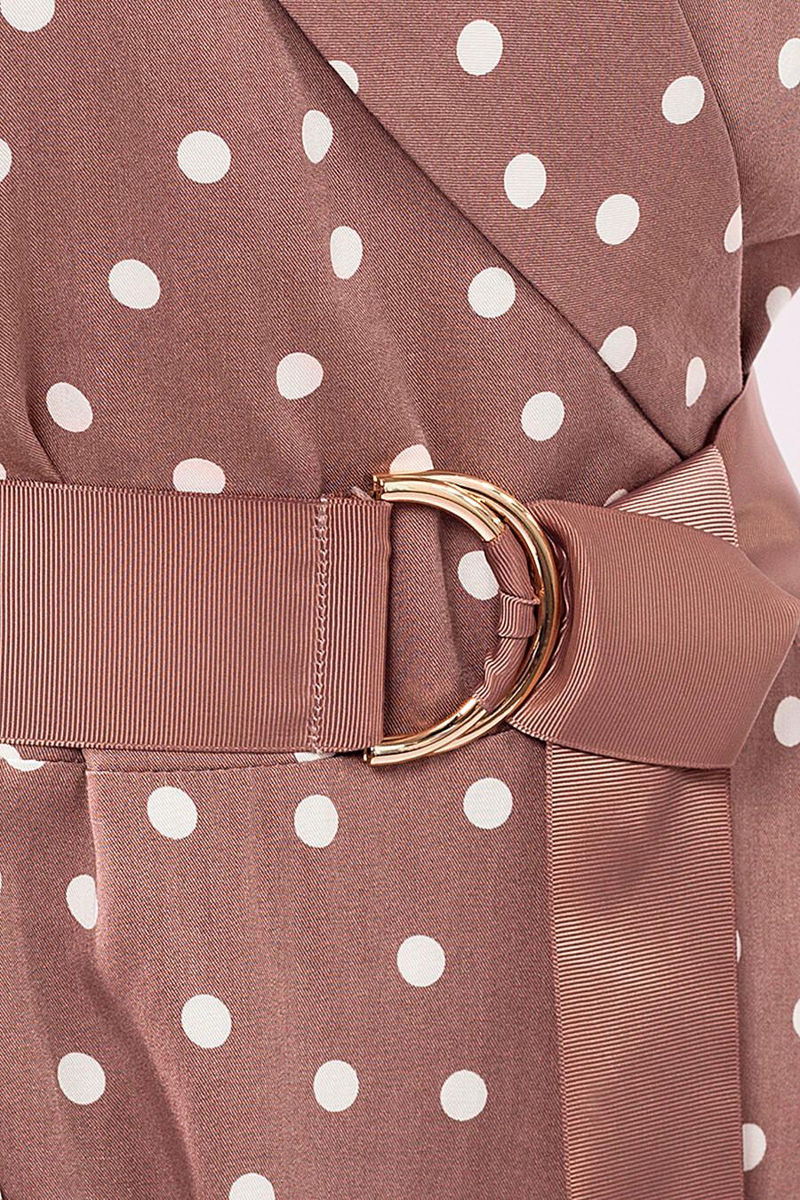 Платье для женщин VILATTE 334894 купить оптом от производителя. Совместная покупка женской одежды в OptMoyo