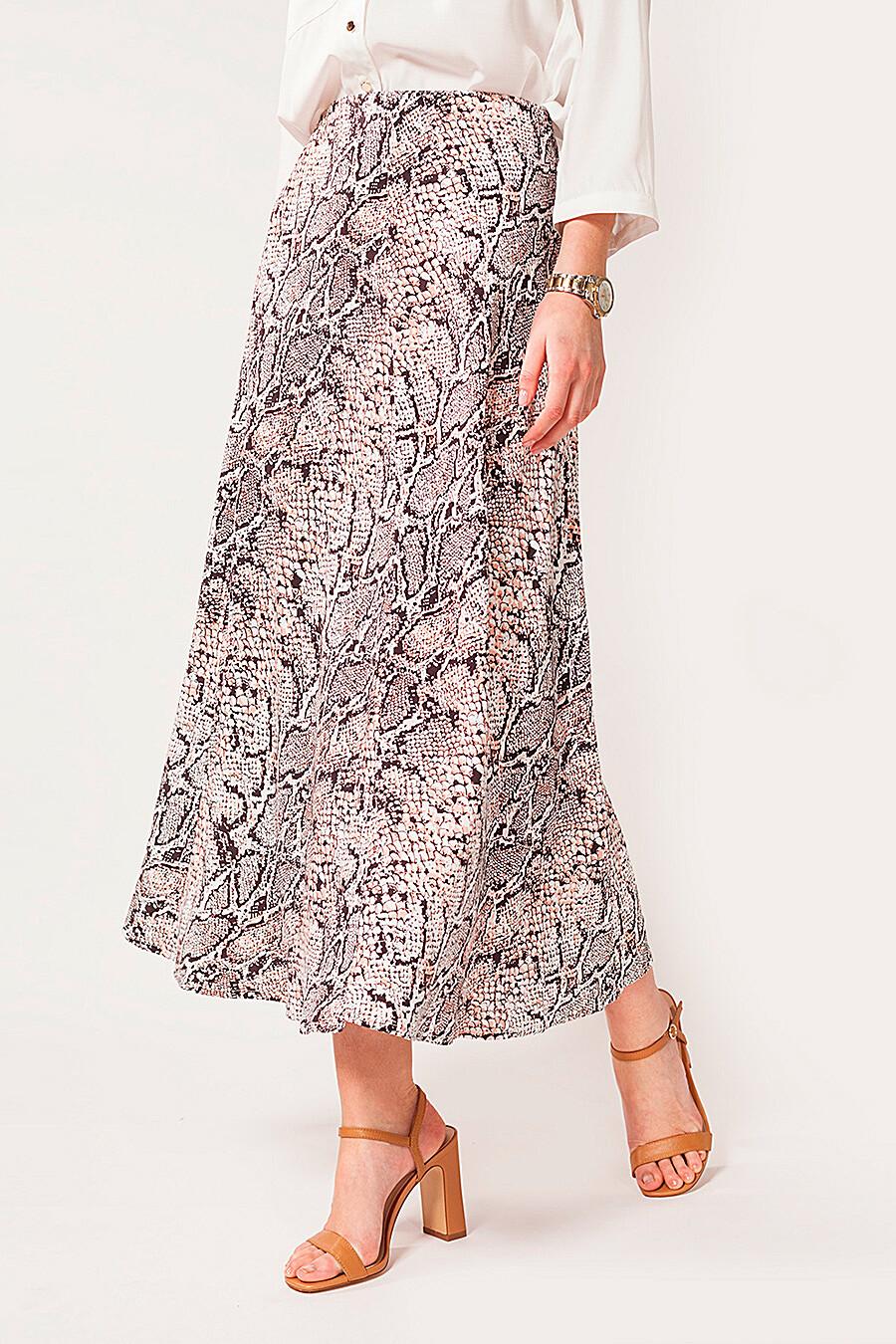 Юбка для женщин VILATTE 334920 купить оптом от производителя. Совместная покупка женской одежды в OptMoyo