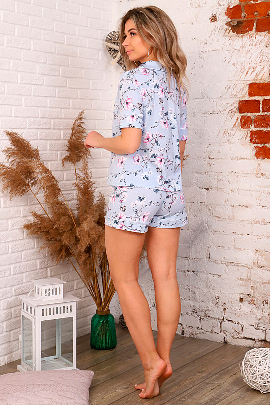 Костюм (Шорты+Рубашка) СОФИЯ37 (335059), купить в Moyo.moda