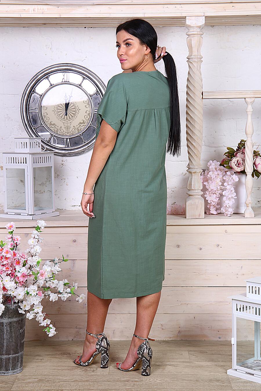 Платье 22178 для женщин НАТАЛИ 348403 купить оптом от производителя. Совместная покупка женской одежды в OptMoyo