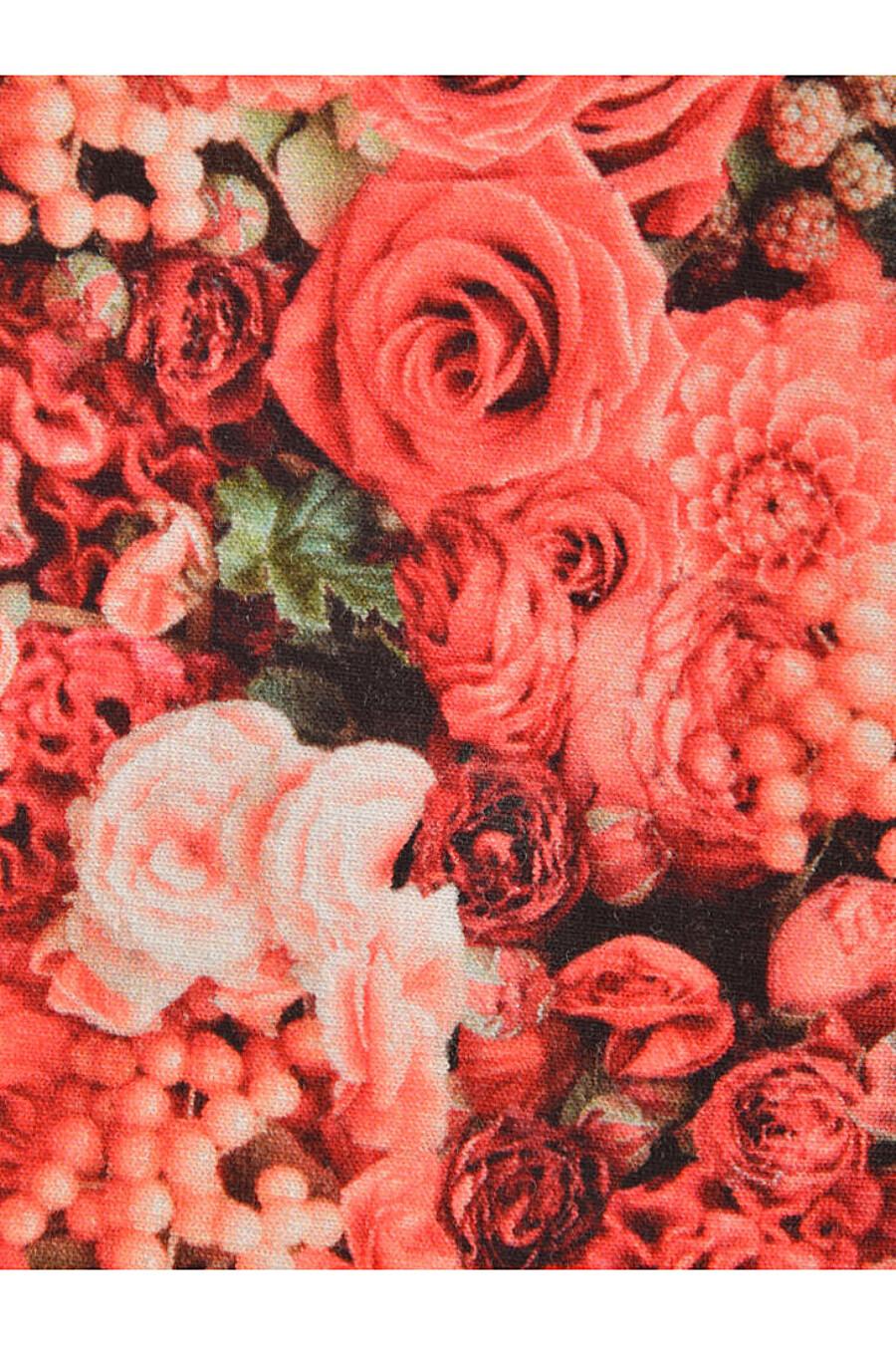 """Косынка """"Розы"""" д.д ДЕТСКИЙ ТРИКОТАЖ 37 (648078), купить в Moyo.moda"""