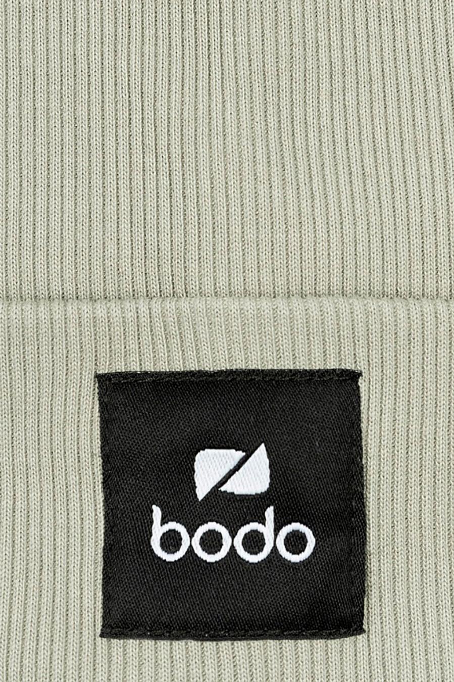 Шапка для мальчиков BODO 649031 купить оптом от производителя. Совместная покупка детской одежды в OptMoyo