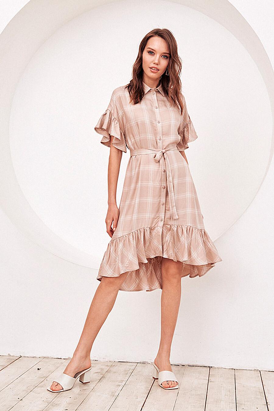Платье для женщин DELIA 649103 купить оптом от производителя. Совместная покупка женской одежды в OptMoyo