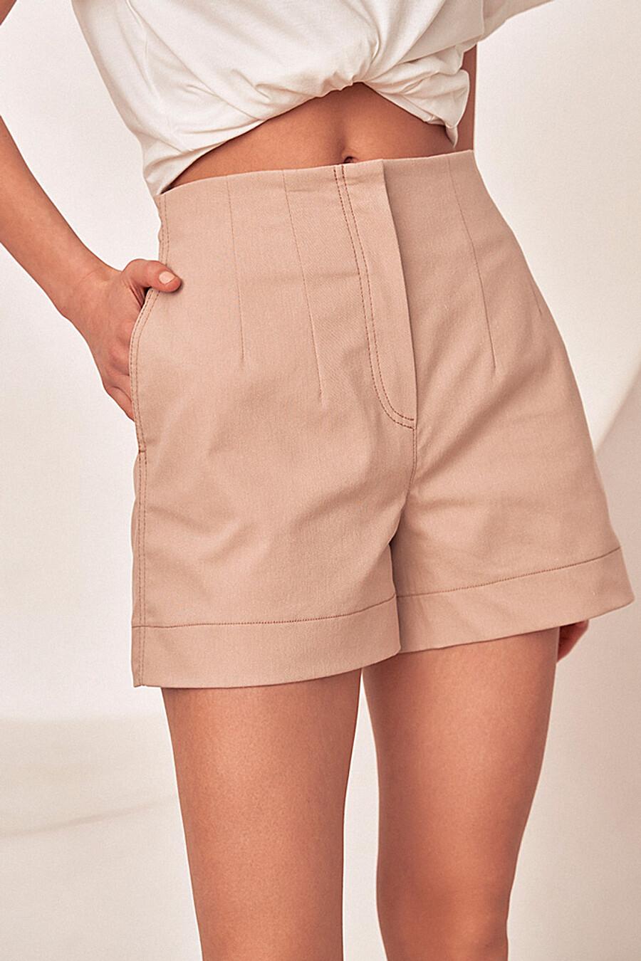 Шорты для женщин VITTORIA VICCI 649120 купить оптом от производителя. Совместная покупка женской одежды в OptMoyo