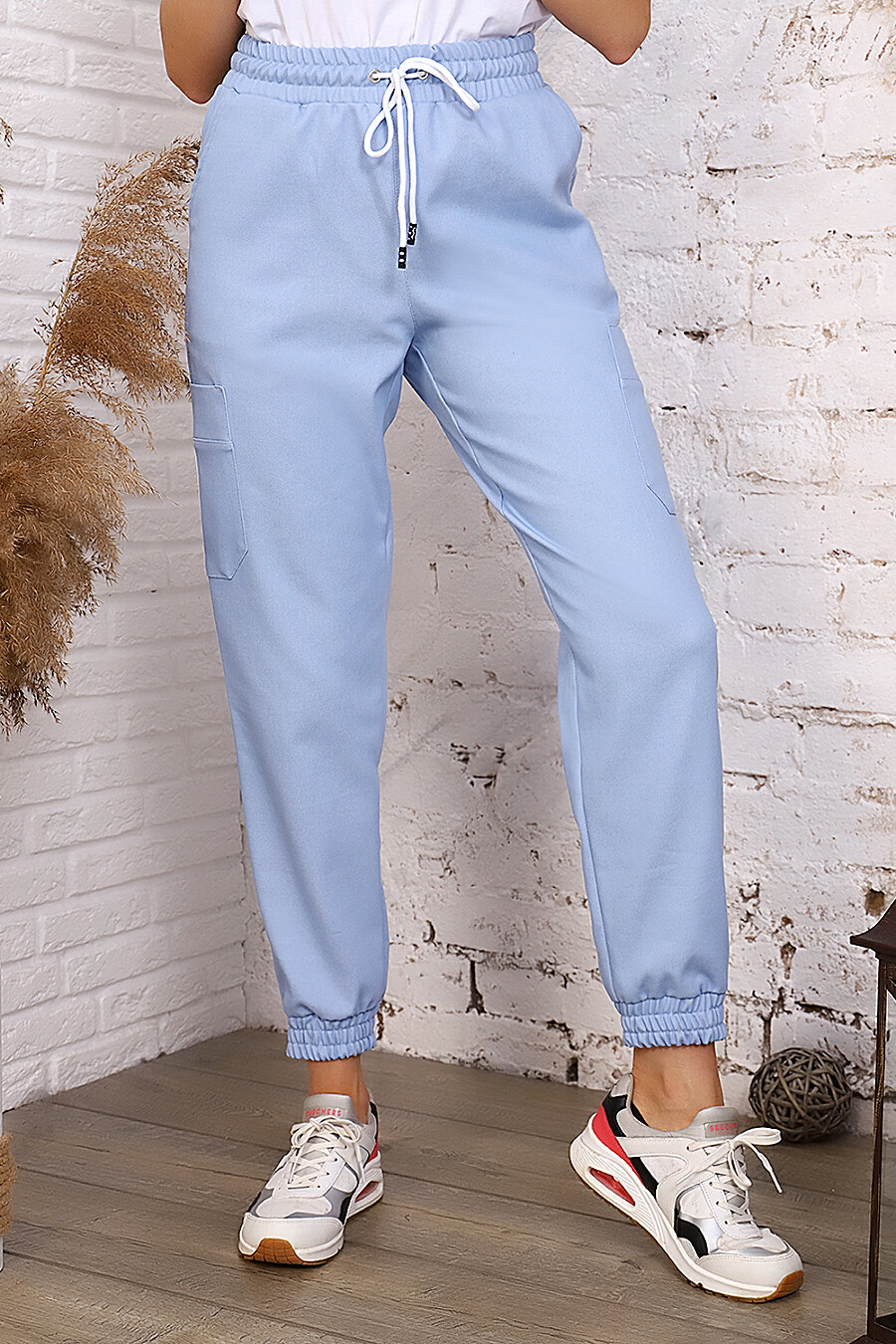 Брюки 2654 для женщин НАТАЛИ 649282 купить оптом от производителя. Совместная покупка женской одежды в OptMoyo