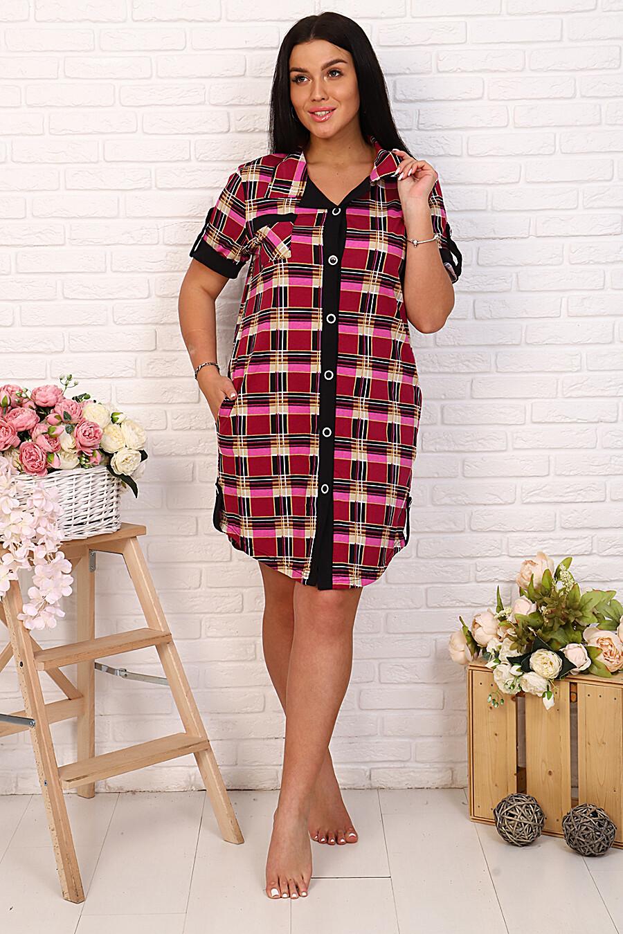 Туника 4679 для женщин НАТАЛИ 649289 купить оптом от производителя. Совместная покупка женской одежды в OptMoyo
