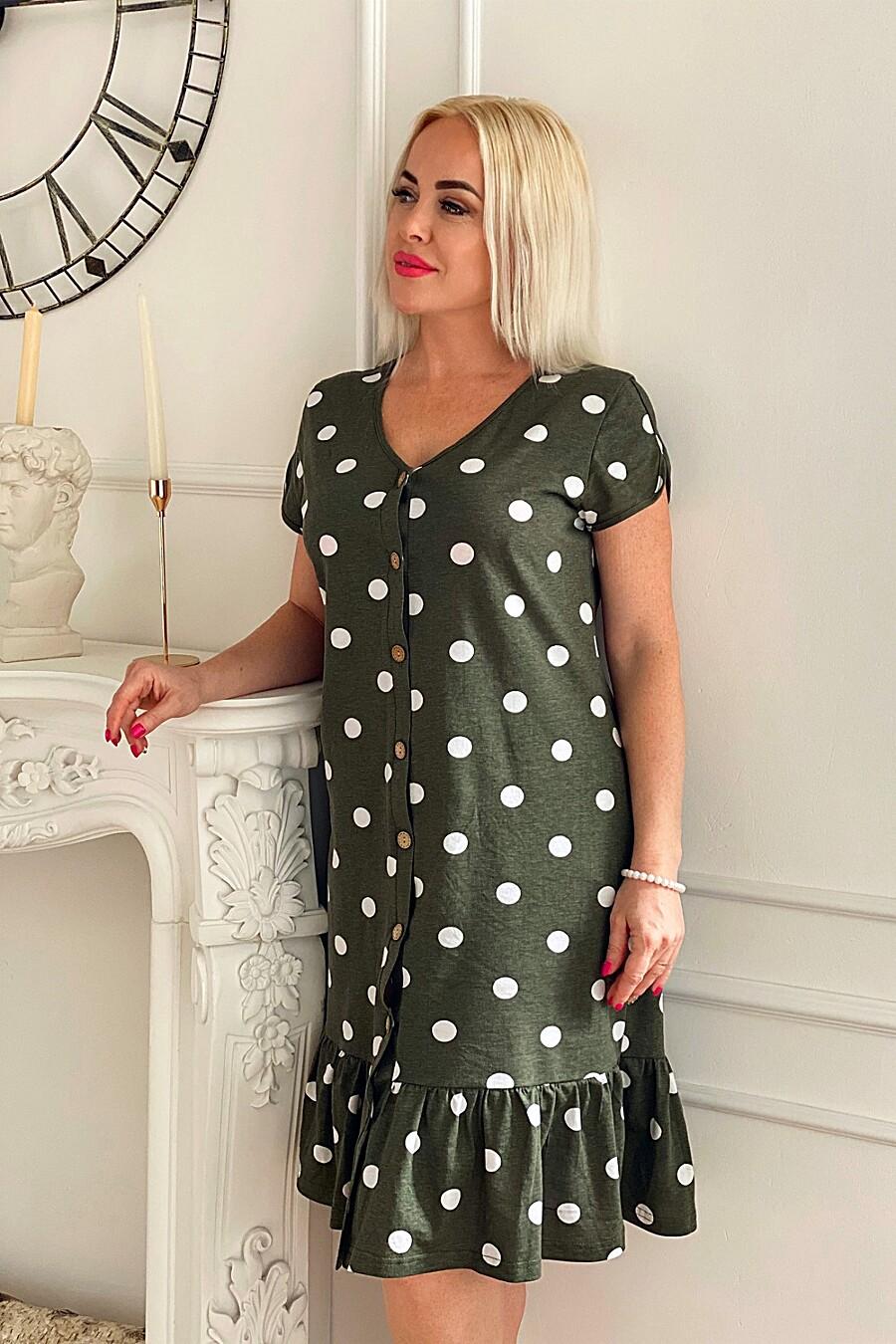 Платье 7269 для женщин НАТАЛИ 649298 купить оптом от производителя. Совместная покупка женской одежды в OptMoyo