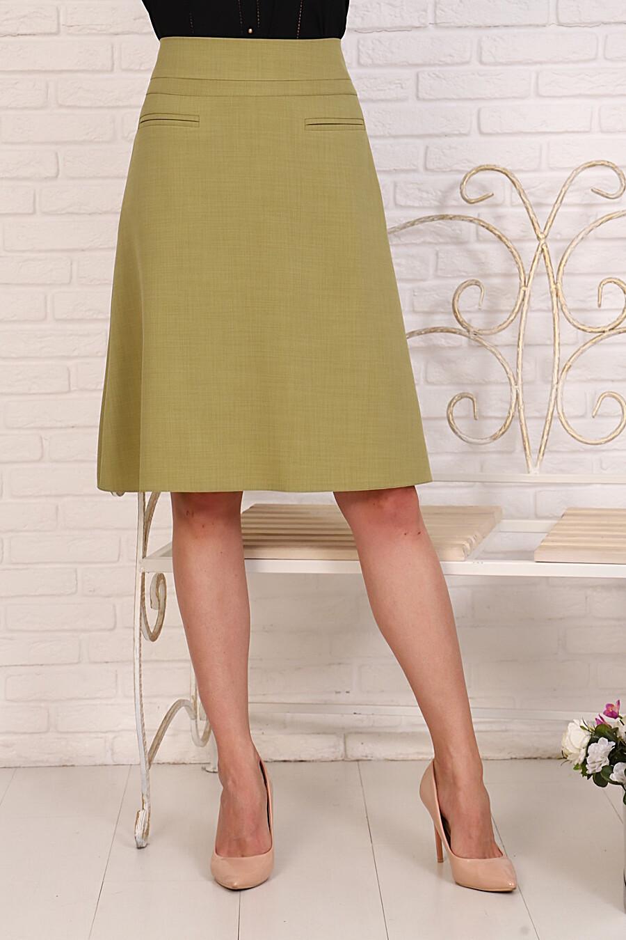 Юбка 0546з для женщин НАТАЛИ 649330 купить оптом от производителя. Совместная покупка женской одежды в OptMoyo