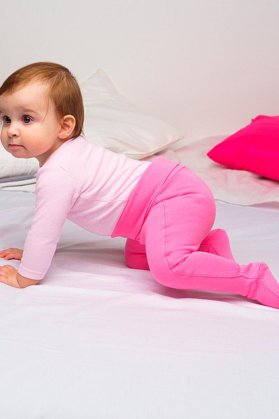 Ползунки 2 шт. для девочек PLAYTODAY 649437 купить оптом от производителя. Совместная покупка детской одежды в OptMoyo