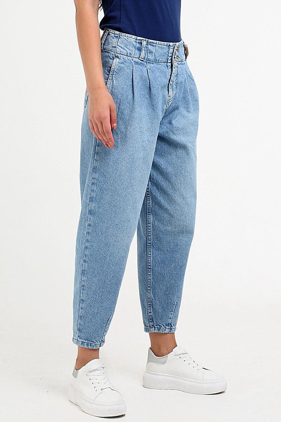 Джинсы для женщин F5 649531 купить оптом от производителя. Совместная покупка женской одежды в OptMoyo
