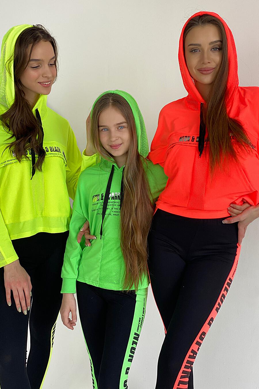 Толстовка 8075 для женщин НАТАЛИ 649594 купить оптом от производителя. Совместная покупка женской одежды в OptMoyo