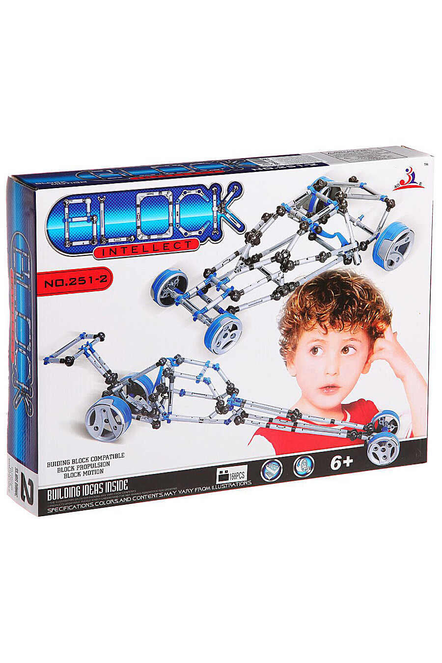 Конструктор  для детей BONNA 655195 купить оптом от производителя. Совместная покупка игрушек в OptMoyo
