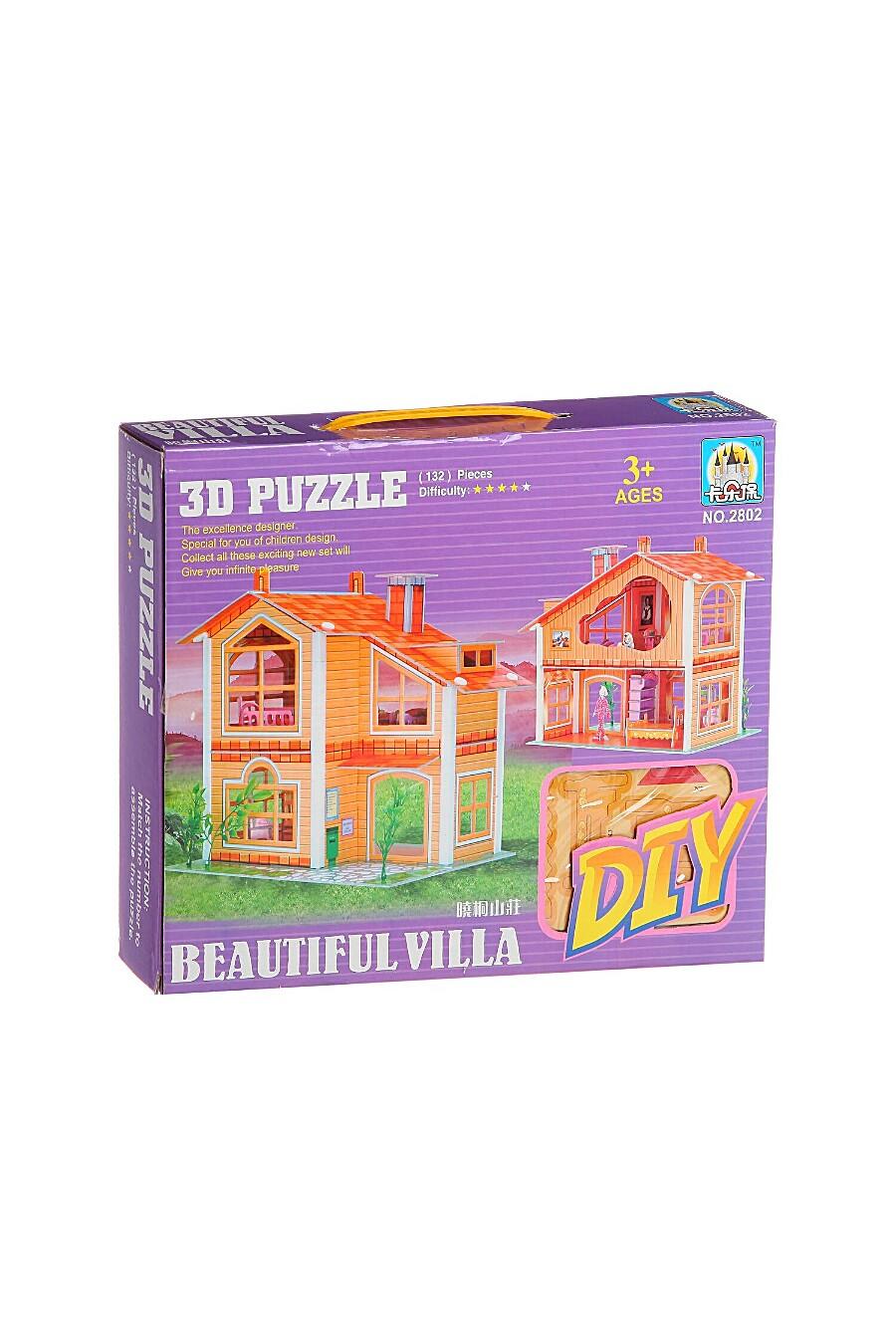 Пазл 3D для детей BONNA 655199 купить оптом от производителя. Совместная покупка игрушек в OptMoyo