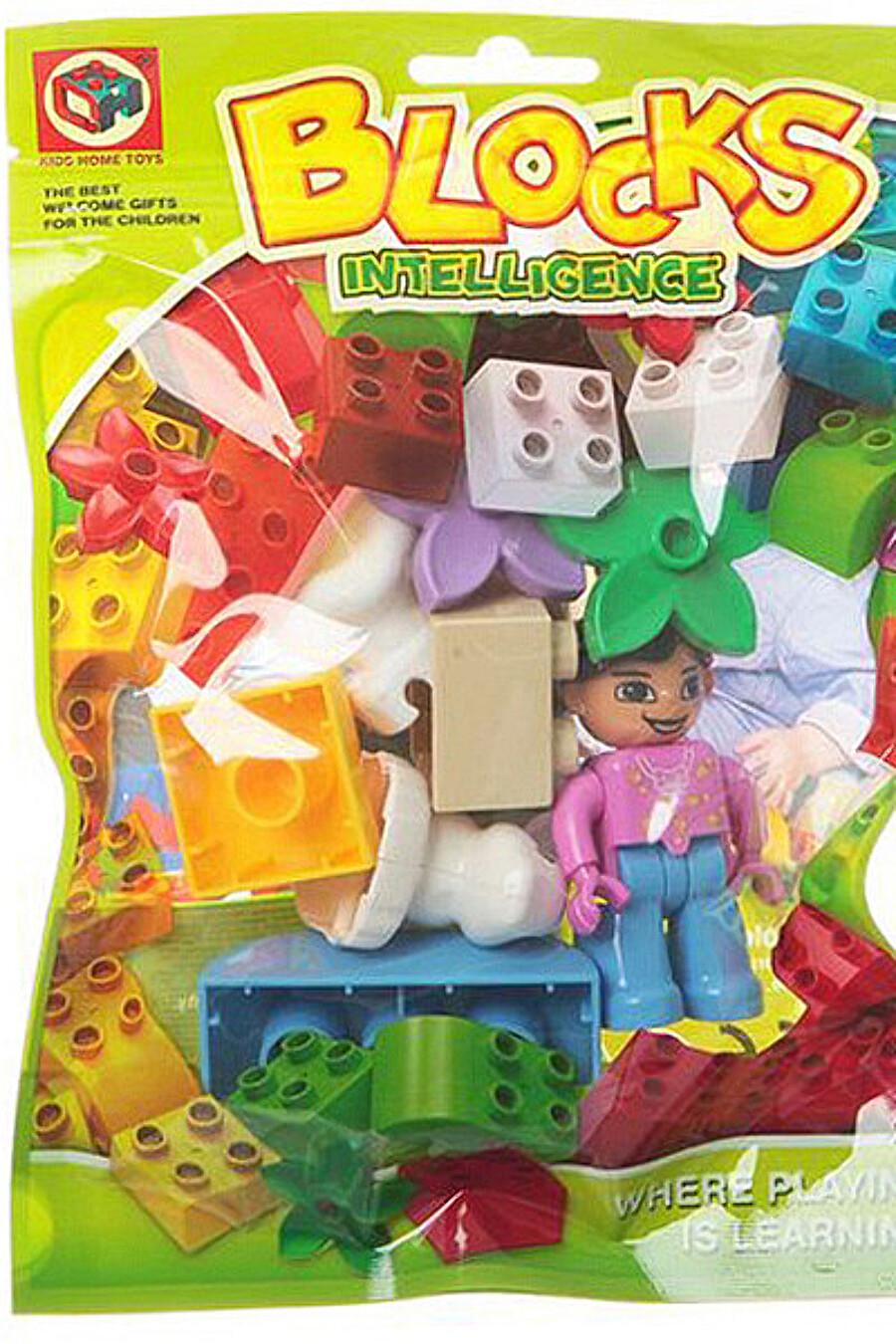 Конструктор для детей BONNA 655220 купить оптом от производителя. Совместная покупка игрушек в OptMoyo