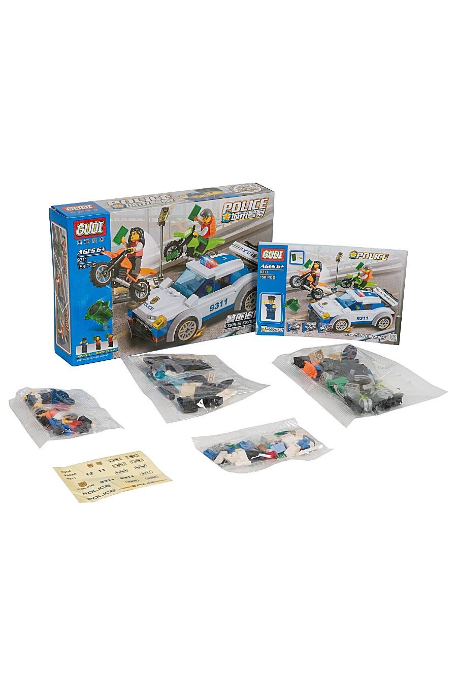 Конструктор для детей BONNA 655239 купить оптом от производителя. Совместная покупка игрушек в OptMoyo