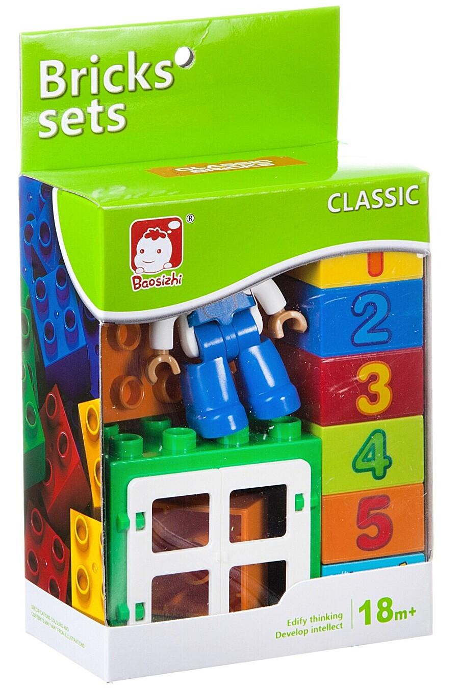 Конструктор для детей BONNA 655251 купить оптом от производителя. Совместная покупка игрушек в OptMoyo