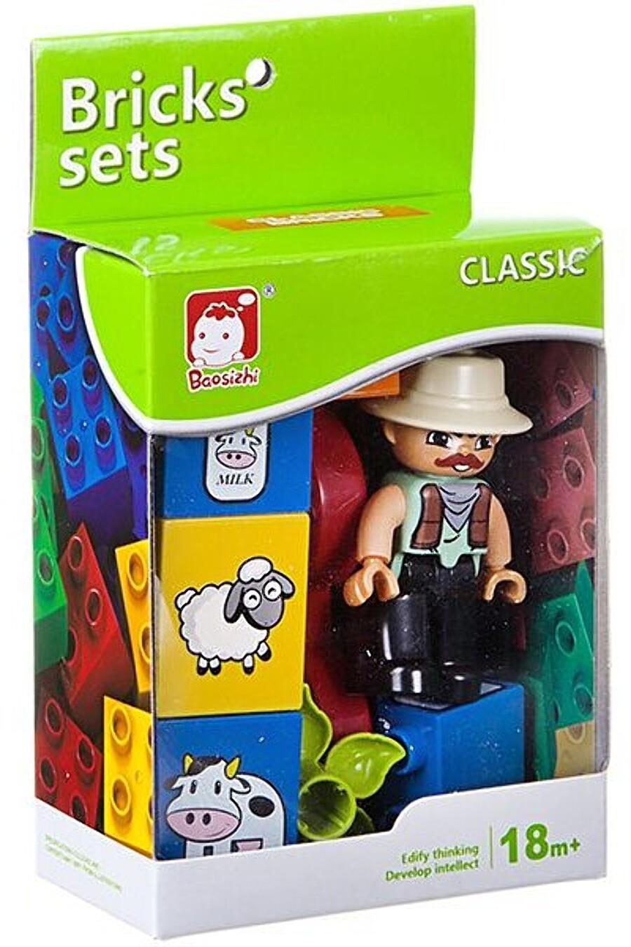 Конструктор для детей BONNA 655252 купить оптом от производителя. Совместная покупка игрушек в OptMoyo