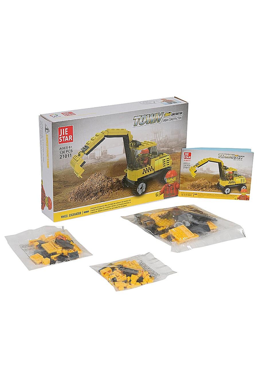 Конструктор  для детей BONNA 655271 купить оптом от производителя. Совместная покупка игрушек в OptMoyo