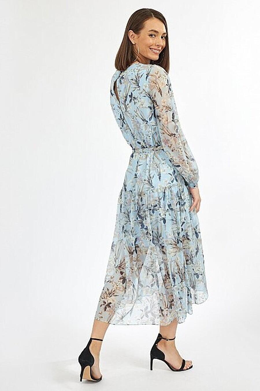 Платье для женщин CALISTA 655296 купить оптом от производителя. Совместная покупка женской одежды в OptMoyo