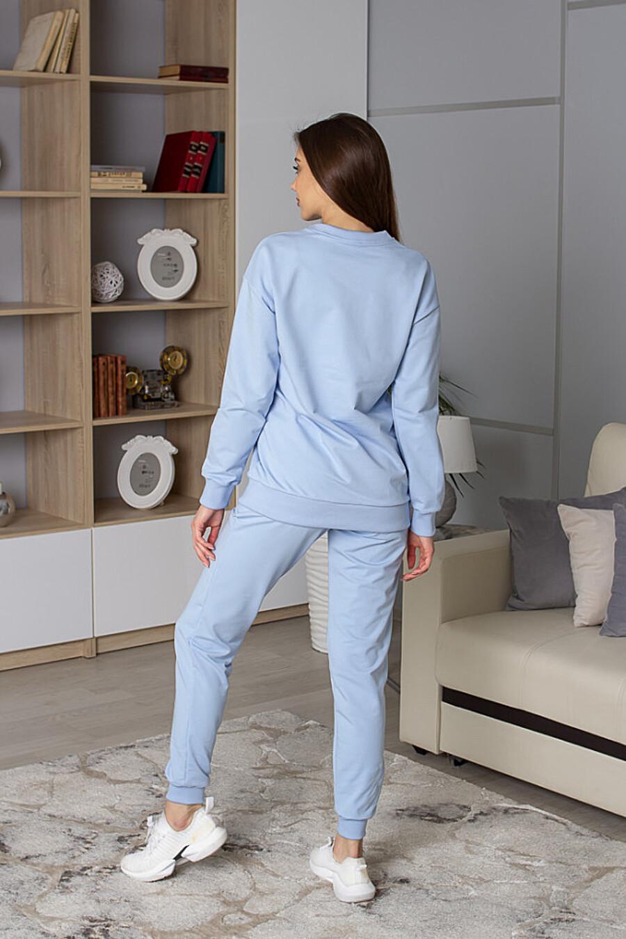 Костюм (джемпер+брюки) ДЕТСКИЙ ТРИКОТАЖ 37 (665906), купить в Moyo.moda