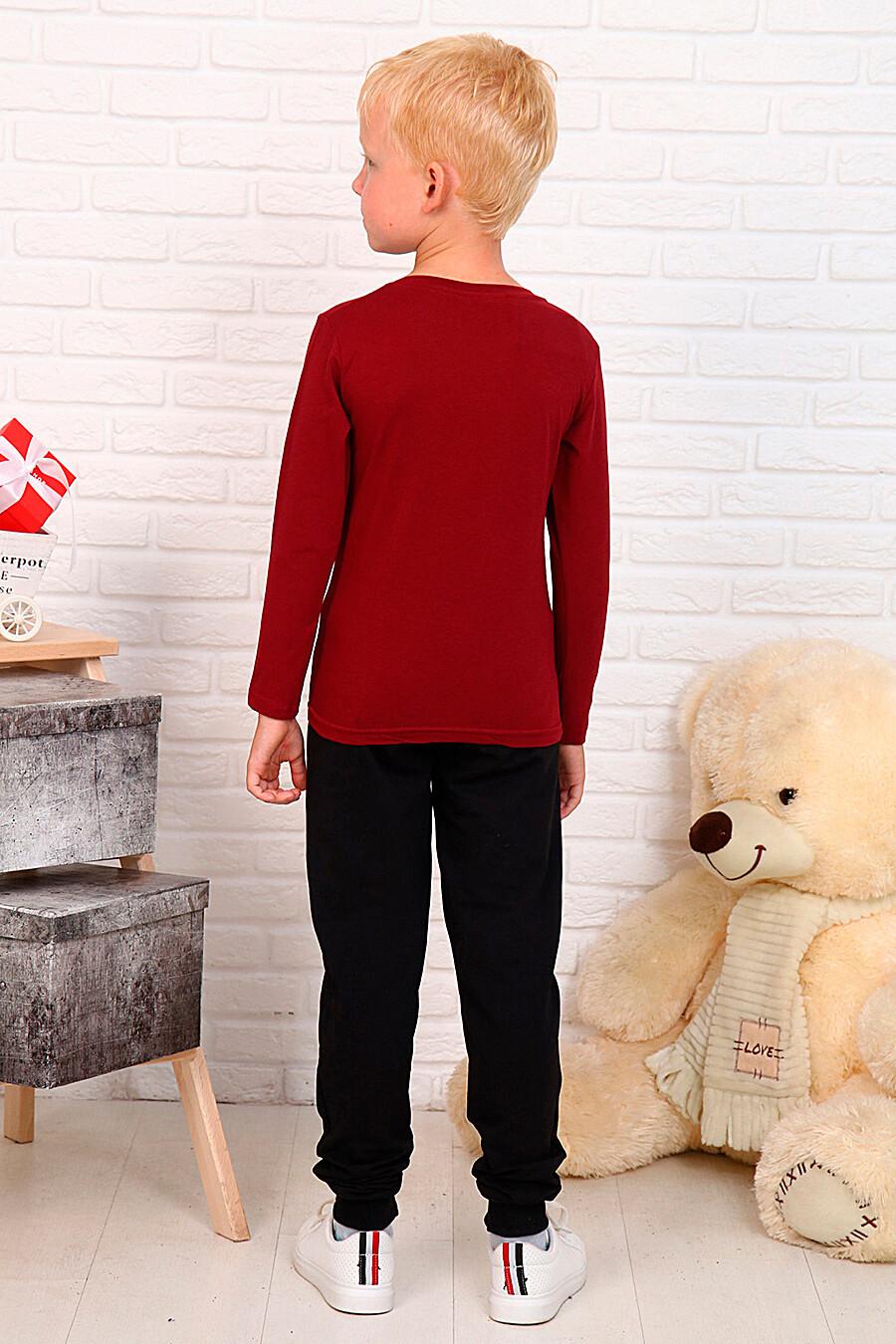 Лонгслив для мальчиков SOFIYA37 667842 купить оптом от производителя. Совместная покупка детской одежды в OptMoyo
