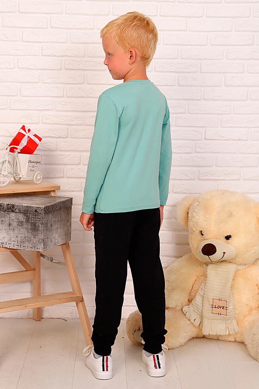 Лонгслив для мальчиков SOFIYA37 667856 купить оптом от производителя. Совместная покупка детской одежды в OptMoyo