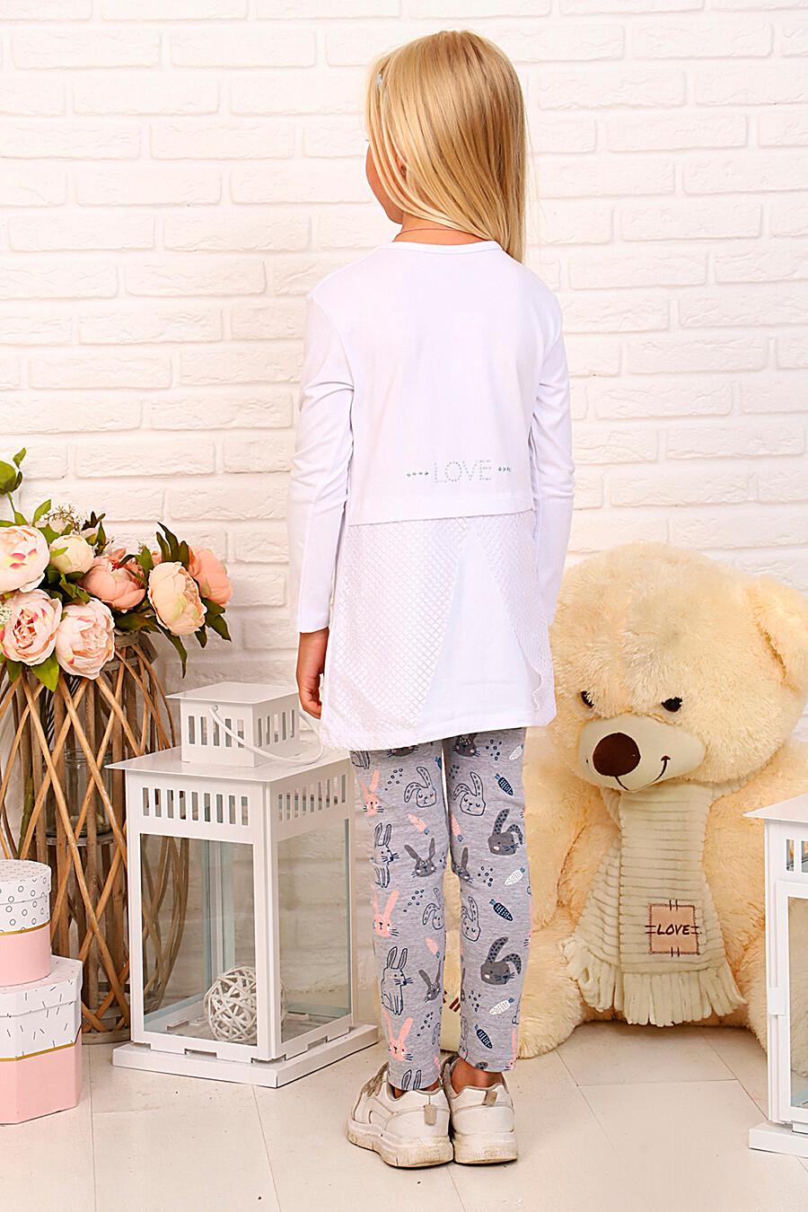 Туника для девочек SOFIYA37 667946 купить оптом от производителя. Совместная покупка детской одежды в OptMoyo