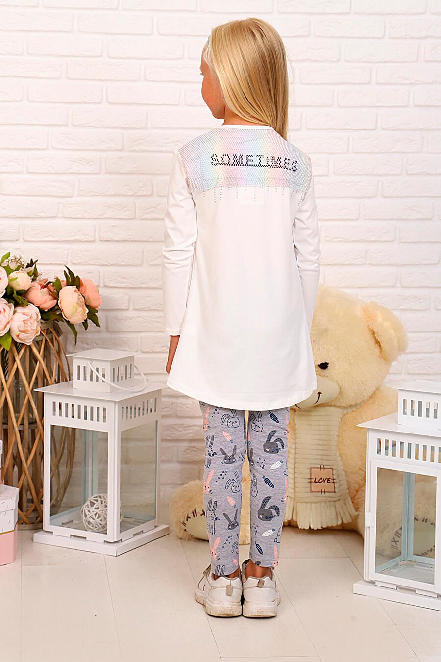 Туника для девочек SOFIYA37 667961 купить оптом от производителя. Совместная покупка детской одежды в OptMoyo