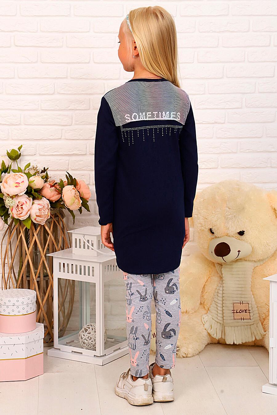Туника для девочек SOFIYA37 667963 купить оптом от производителя. Совместная покупка детской одежды в OptMoyo