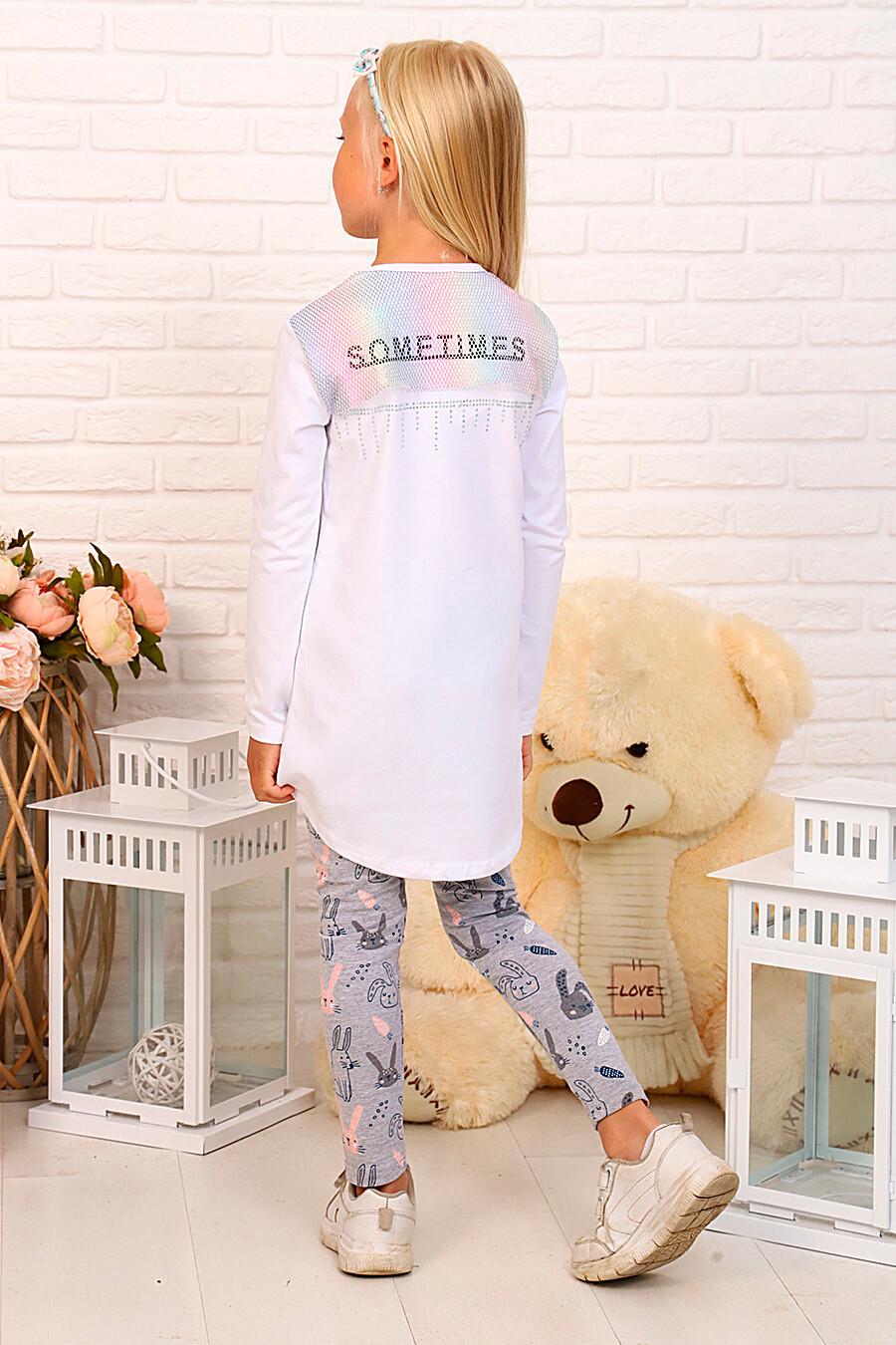 Туника для девочек SOFIYA37 667964 купить оптом от производителя. Совместная покупка детской одежды в OptMoyo