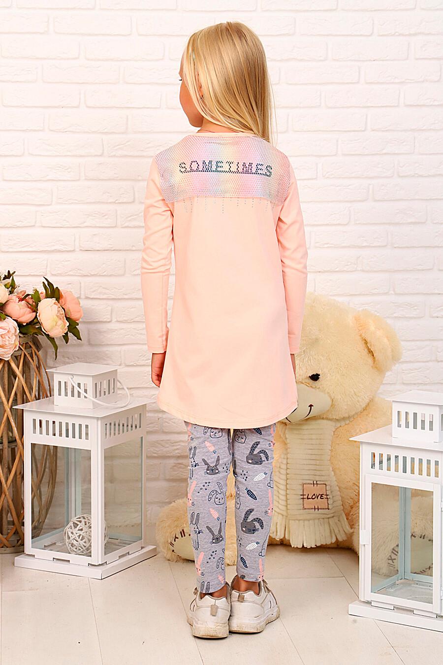 Туника для девочек SOFIYA37 667981 купить оптом от производителя. Совместная покупка детской одежды в OptMoyo