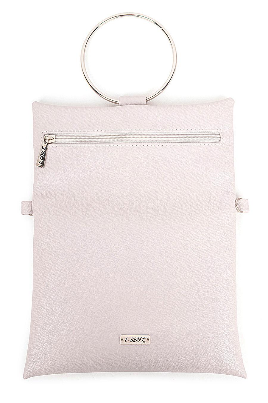 Сумка для женщин L-CRAFT 668000 купить оптом от производителя. Совместная покупка женской одежды в OptMoyo