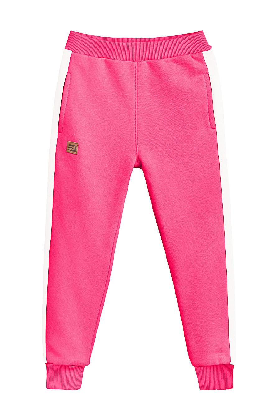 Брюки для девочек EZANNA 668069 купить оптом от производителя. Совместная покупка детской одежды в OptMoyo