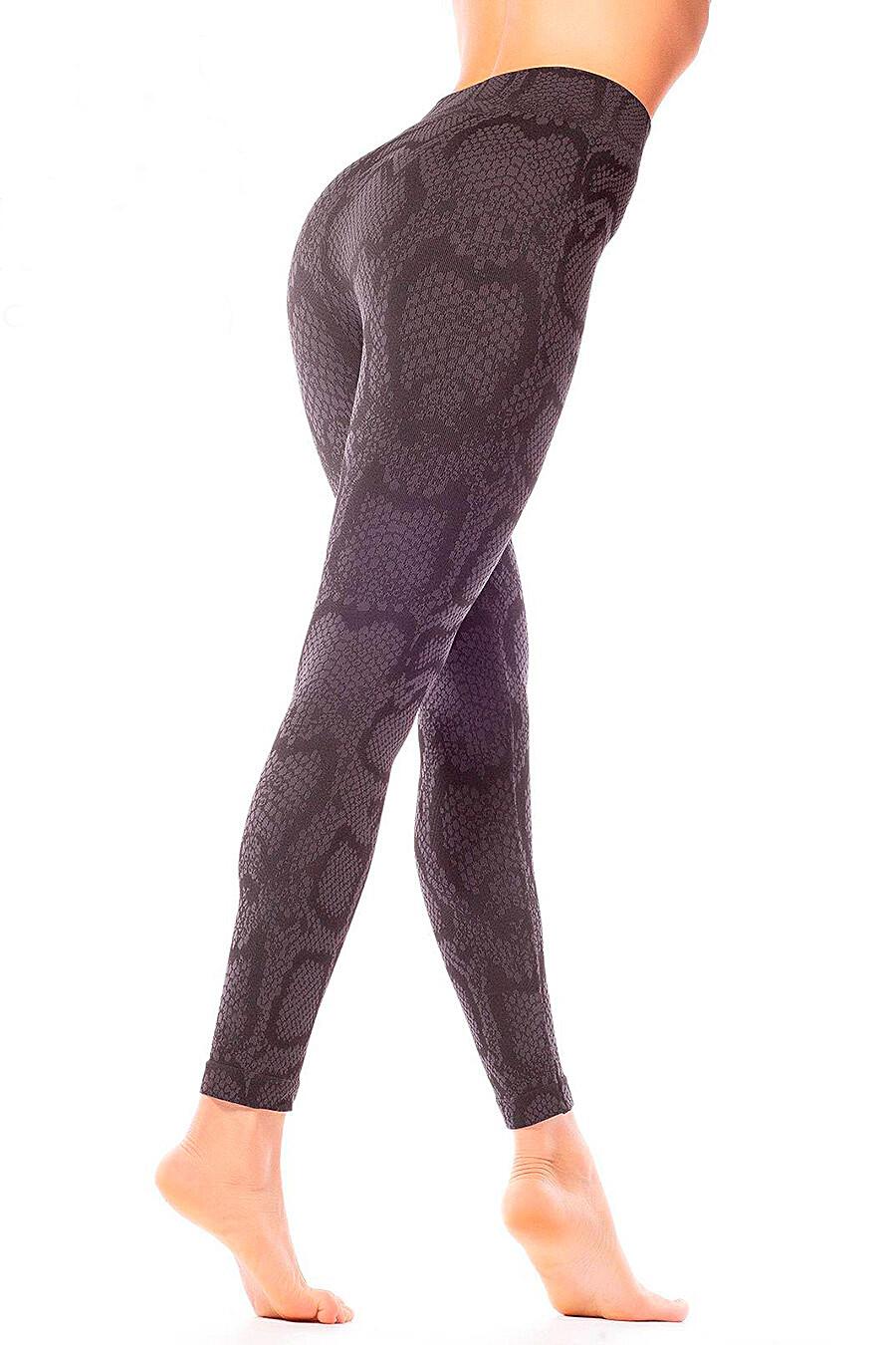 Леггинсы для женщин GIULIA 668075 купить оптом от производителя. Совместная покупка женской одежды в OptMoyo