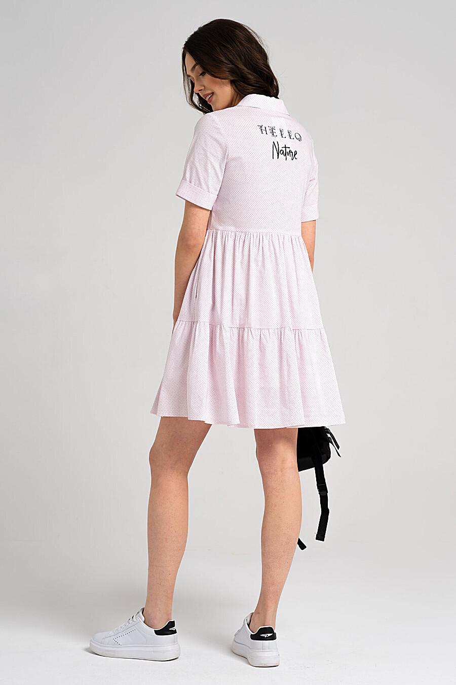 Платье для женщин PANDA 668093 купить оптом от производителя. Совместная покупка женской одежды в OptMoyo