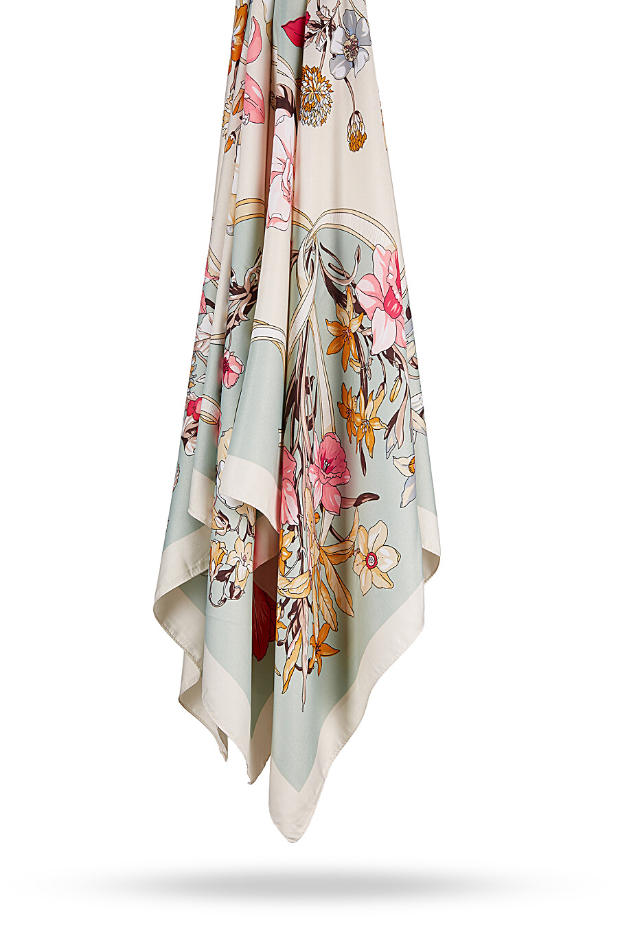 """Платок """"Цветы в тумане"""" Nothing Shop (668100), купить в Moyo.moda"""