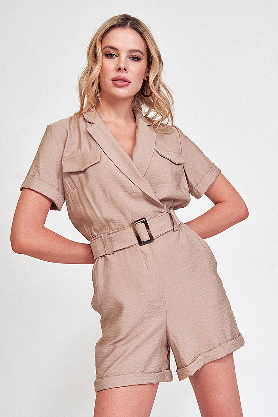 Комбинезон для женщин VITTORIA VICCI 668473 купить оптом от производителя. Совместная покупка женской одежды в OptMoyo