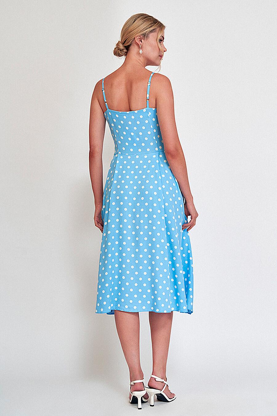 Платье для женщин DELIA 668506 купить оптом от производителя. Совместная покупка женской одежды в OptMoyo