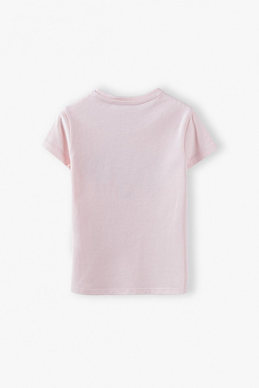 Футболка для девочек 5.10.15 668520 купить оптом от производителя. Совместная покупка детской одежды в OptMoyo