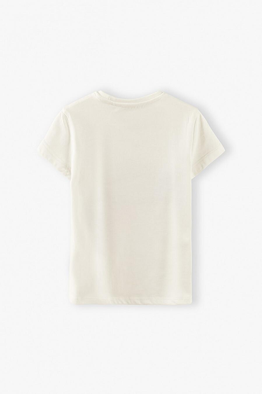 Футболка для девочек 5.10.15 668604 купить оптом от производителя. Совместная покупка детской одежды в OptMoyo
