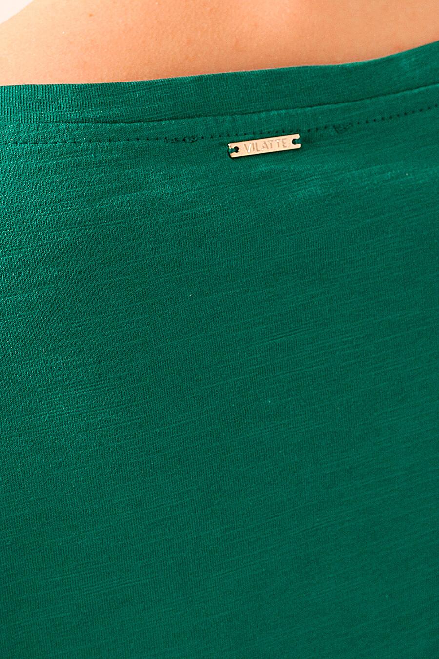 Футболка для женщин VILATTE 668648 купить оптом от производителя. Совместная покупка женской одежды в OptMoyo