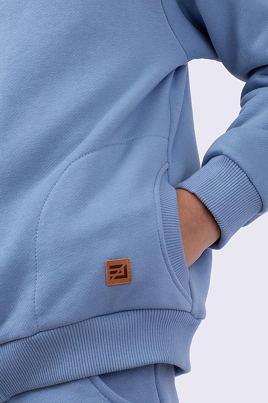 Толстовка для мальчиков EZANNA 682076 купить оптом от производителя. Совместная покупка детской одежды в OptMoyo