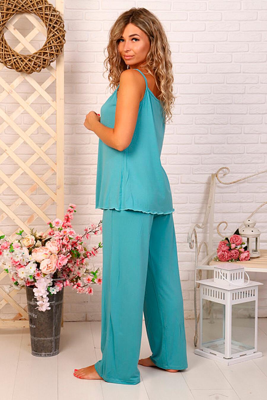 Костюм (Брюки+Топ) для женщин SOFIYA37 682277 купить оптом от производителя. Совместная покупка женской одежды в OptMoyo