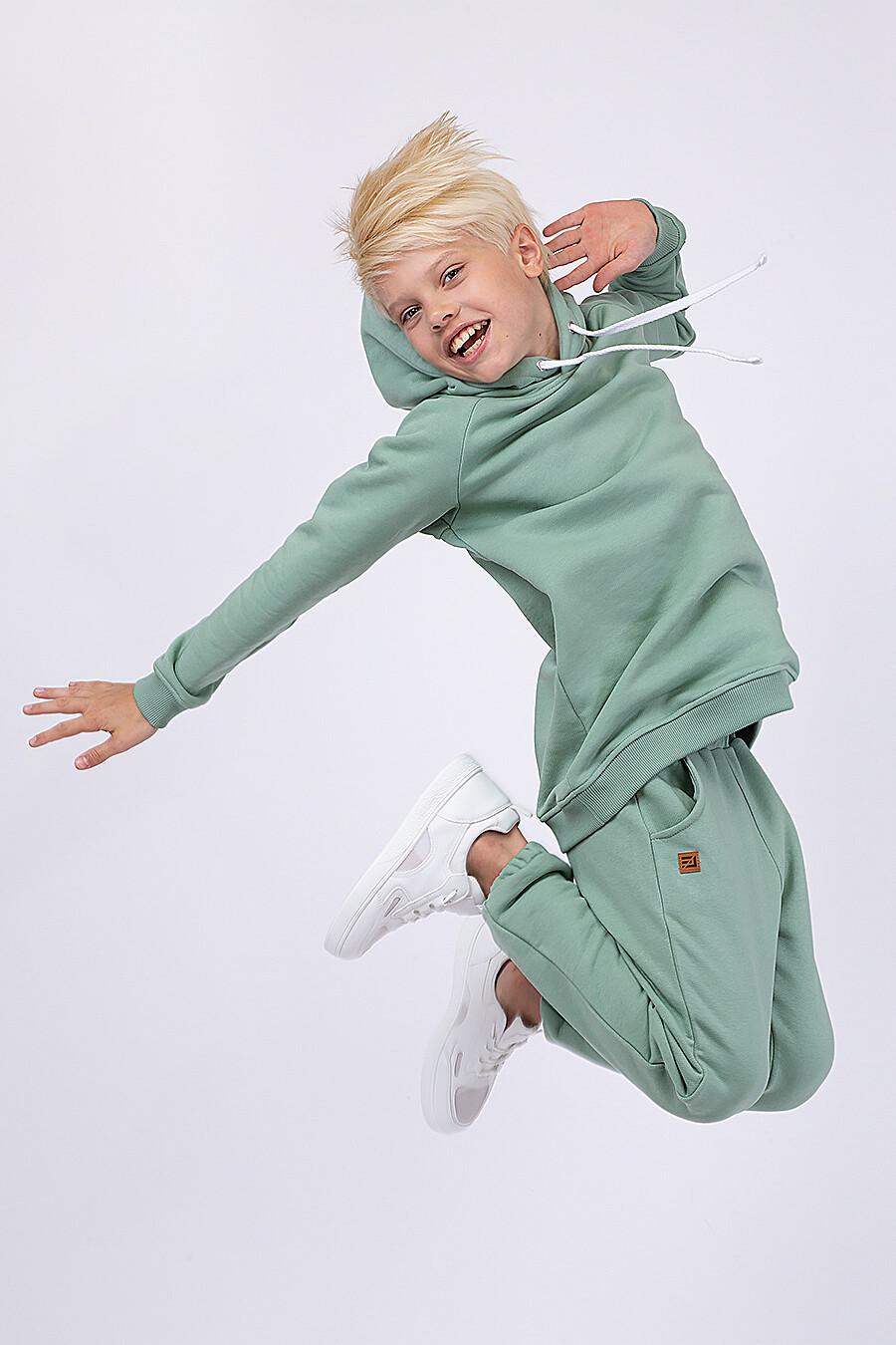 Брюки для мальчиков EZANNA 682365 купить оптом от производителя. Совместная покупка детской одежды в OptMoyo