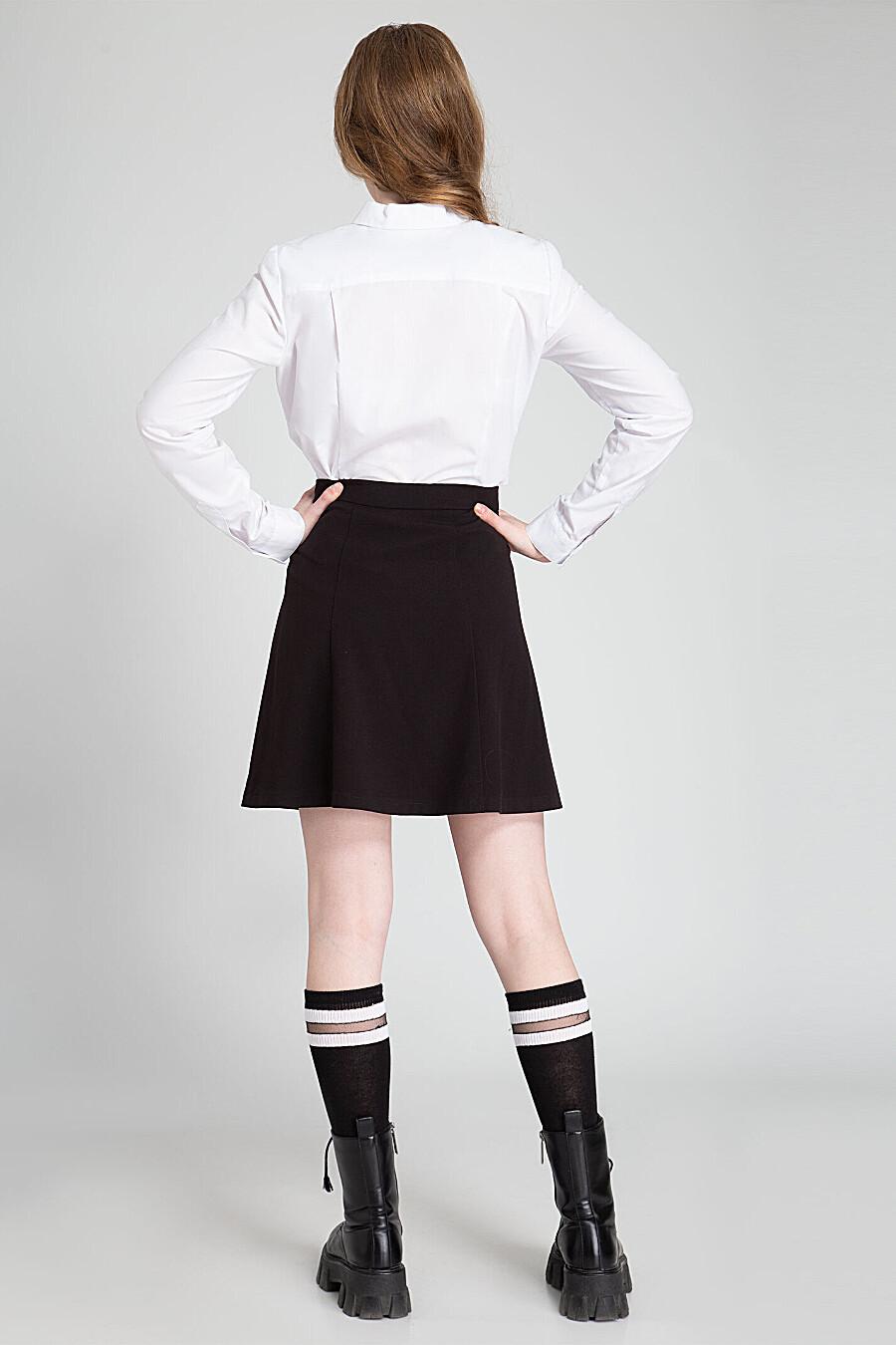 Юбка для девочек PANDA 682462 купить оптом от производителя. Совместная покупка детской одежды в OptMoyo
