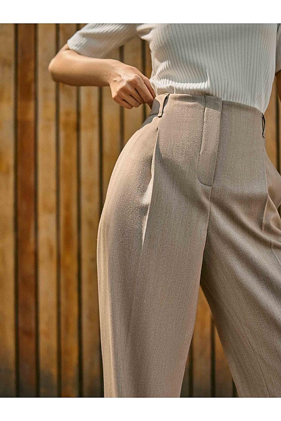 Брюки для женщин CALISTA 682616 купить оптом от производителя. Совместная покупка женской одежды в OptMoyo